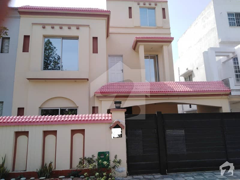 11 Marla House 50 Feet Road Bahria Town Overseas B Extention