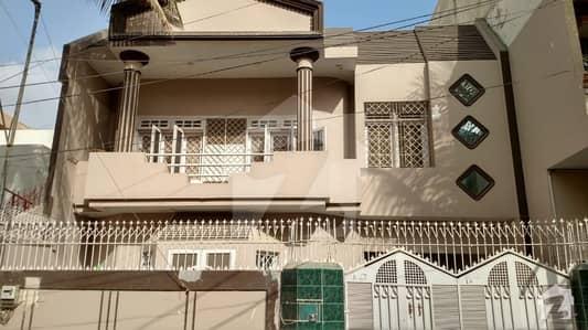 رحمان ولاز گلستانِ جوہر کراچی میں 5 کمروں کا 8 مرلہ مکان 2. 3 کروڑ میں برائے فروخت۔
