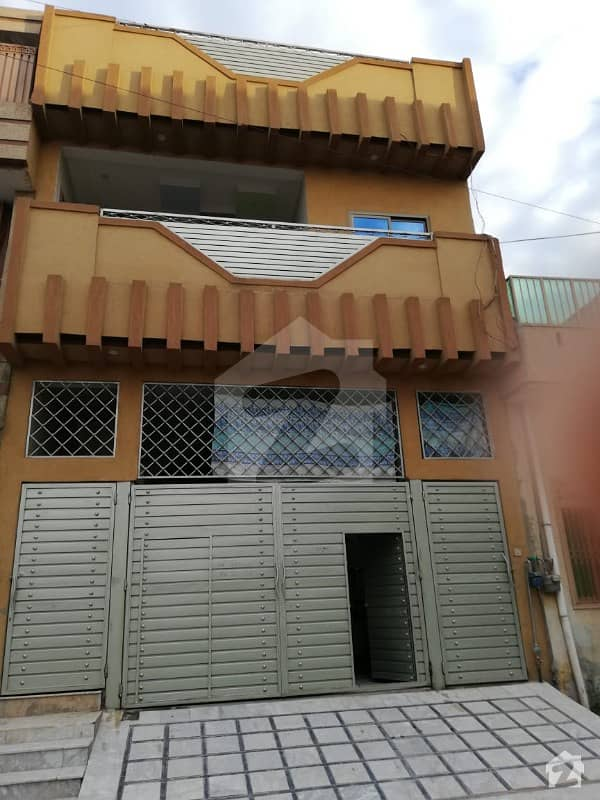 3 Marla House For Sale At Hayatabad Peshawar