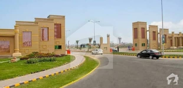 5 Marla Plot Commercial File For Sale In New Lahore City