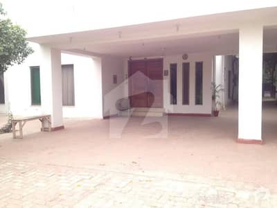 4 Kanal Farmhouse Available For Sale On Bedian Road