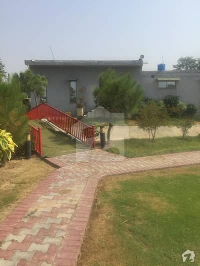 16 Kanal Maintained Farmhouse For Sale