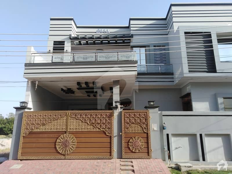 8 Marla Double Storey House For Sale In Faisal Bagh Town