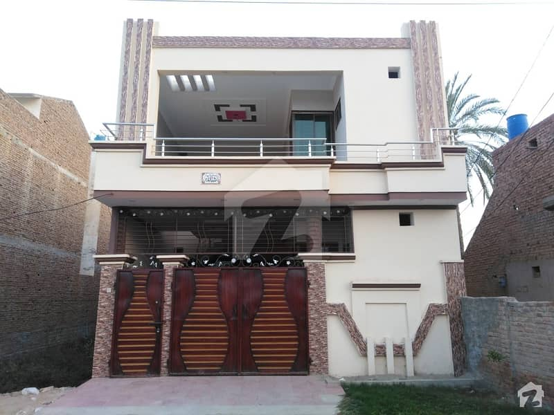 5 Marla Double Storey House For Sale In Shadman City Phase 1