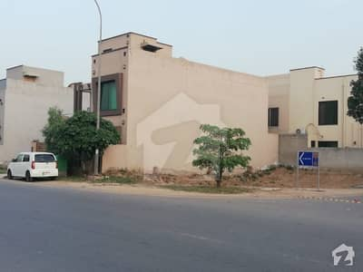 5 Marla Ideally Located Residential Plot For Sale In Tipu Sultan Ext Sector F Bahria Town Lahore