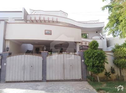 12 Marla Double Storey House For Sale In Faisal Bagh Town