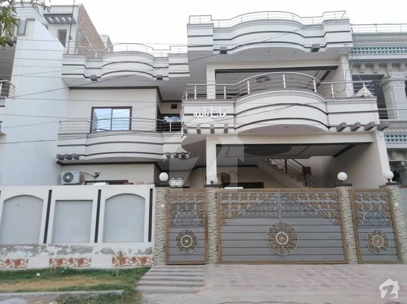 10 Marla Double Storey House For Sale In Shadman City Phase 1