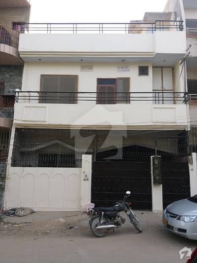 120 Sq Yard House For Sale In Shadmaan 14-A