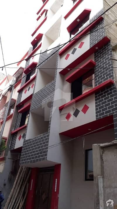 Brand New Portion Is Available For Rent - Liquatabad