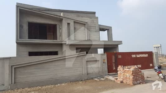 Grey Structure House For Sale