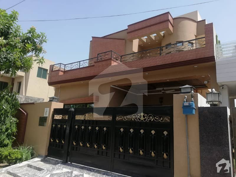 Leads Offer 10 Marla Slightly Used Bungalow In Dha Phase 8