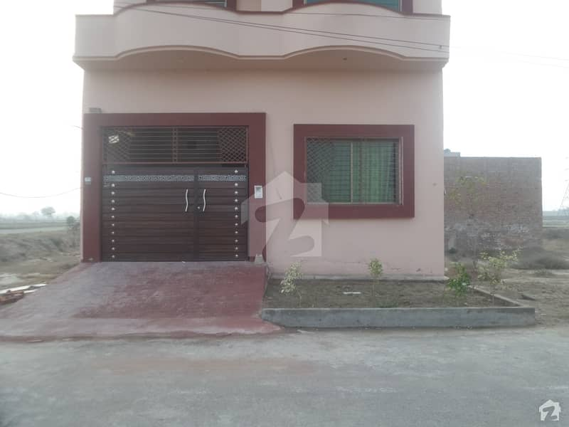 4. 5 Marla House Is Available For Sale In Khayaban-e-Green - Phase 1