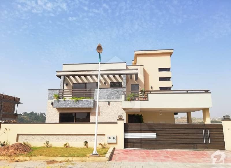 Brand New 1 Kanal Lavish House For Sale Bahria Town Rwp