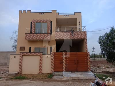 5 Marla House on Premium Location for Sale