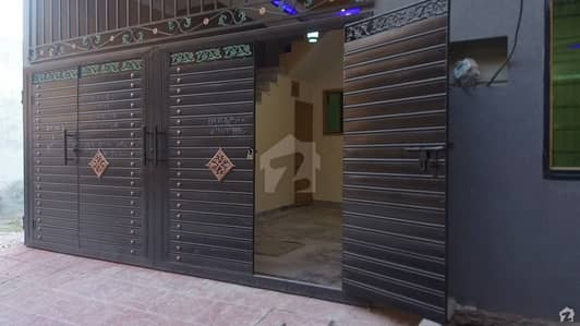 Brand New 5 Marla House Is Available For Sale In Rail View Society Rawalpindi