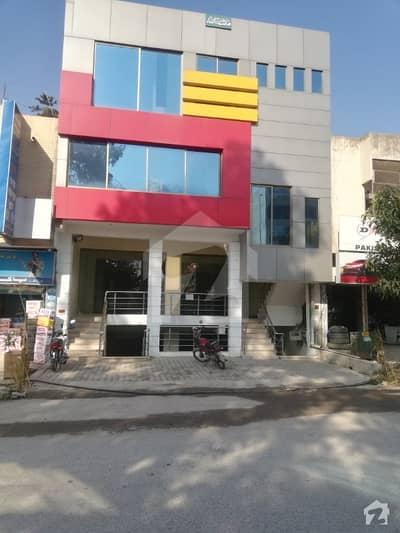 جی ۔ 8 اسلام آباد میں 1 کمرے کا 11 مرلہ عمارت 17.5 کروڑ میں برائے فروخت۔