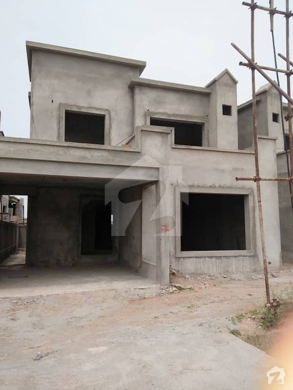 8 Marla Double Storey Grey Structure House Is Available For Sale In Oleander Sector A Dha Valley Islamabad