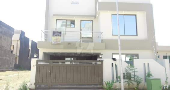 Brand New 7 Marla House Is Available For Sale In Umer Block Bahria Town Phase 8 Rawalpindi