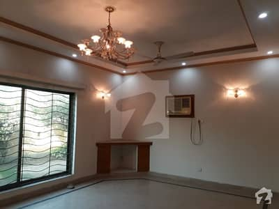 1 Kanal Wonderful Lower Portion For Rent - Upper Locked - With Ac In Phase 2
