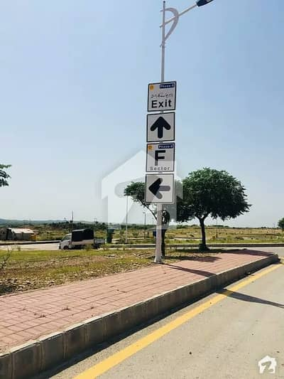 Bahria Town Phase 8 Extension - Plot File For Sale