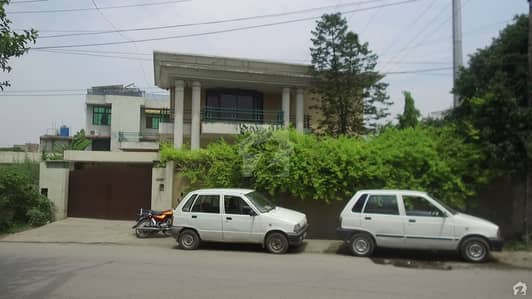 22 Marla House Is Available For Sale On Investor Rate In Sher Zaman Colony, Lalazar, Rawalpindi