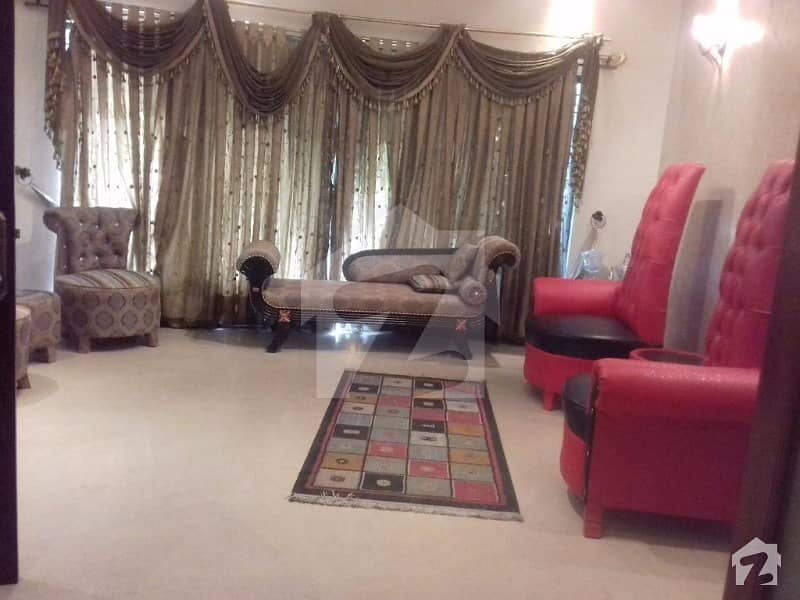 10 Marla Fully Furnished Beautiful House available for Rent in DHA Phase 4