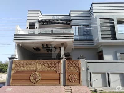 8. 25 Marla Double Storey House For Sale