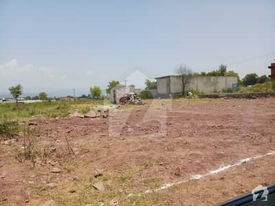 Plot Available On Main Jagiot Road Near Bahria Enclave Sector C