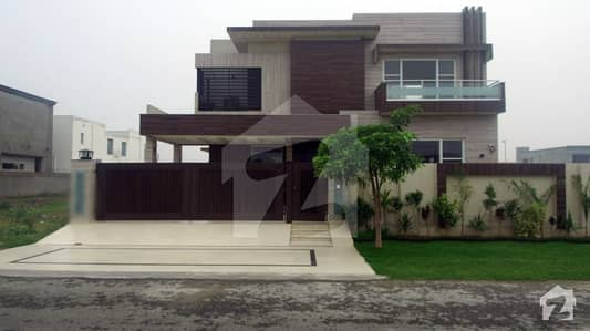 1 Kanal House For Sale In K Block of Dha Phase 6 Lahore