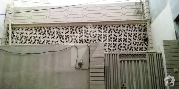 Single Storey Bungalow Is Available For Sale - Near To Mazaydaar Haleem F. b Area Block-18