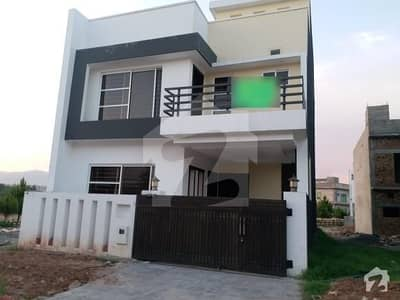 Brand New House Available For Sale In Bahria Enclave Islamabad Sector B1