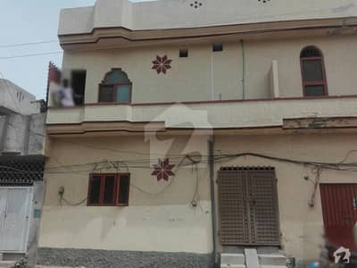 Lalazar Colony Double Storey House Is Available For Sale