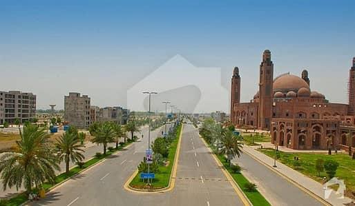 5 Marla Builder Location Plot For Sale In Jinnah Block Bahria Town Lahore