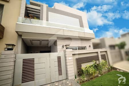 5 Marla Brand New House For Sale In State Life Society Phase 1