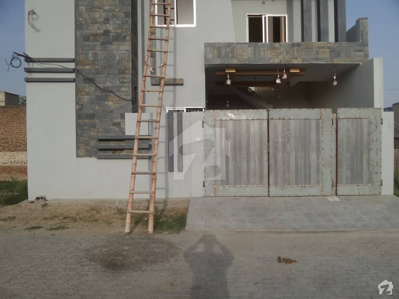 Double Story Beautiful House For Sale At Shah Din Town Okara