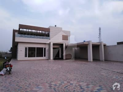 Lahore 8 Kanal Furnished Farm House In Main Bedian Road Near Phase 6 D Block