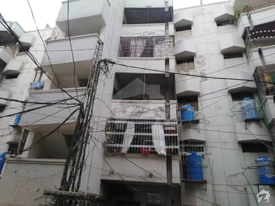 3rd Floor Flat Is Up For Sale In Bismillah City
