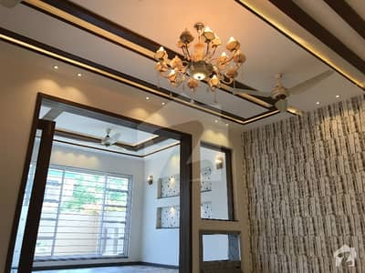 Proper Duble Unit 11 Marla Brand New Lavish House Available For Sale In State Life Housing Society