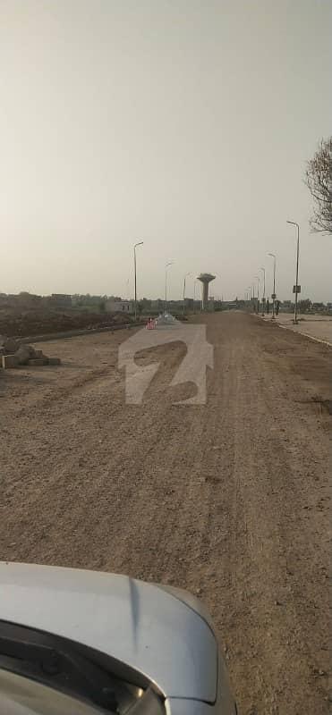5 Marla Commercial Plot In Usman Block