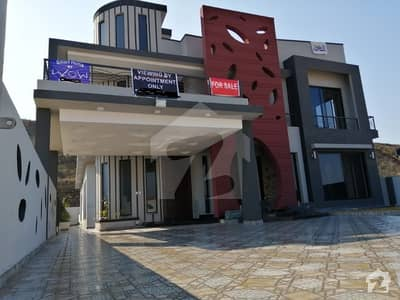 1 Kanal House For Sale  Extra Land  Available In Bahria Town Phase 8 Overseas 5