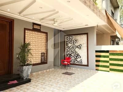 11 Marla brand new lavish house available for sale in state life housing society