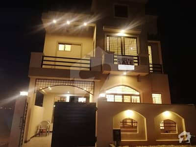 5 Marla Beautiful Double Unit House At Bahria Town Phase 8