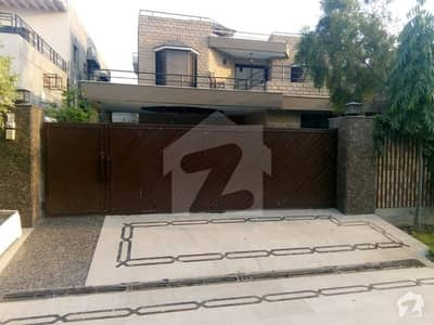 One Kanal Fully Furnished House For Rent In Dha Phase 3