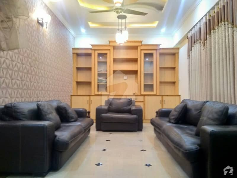 Well-Built Apartment Available On Good Location