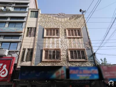 2000 Square Feet Building Is Available For Sale
