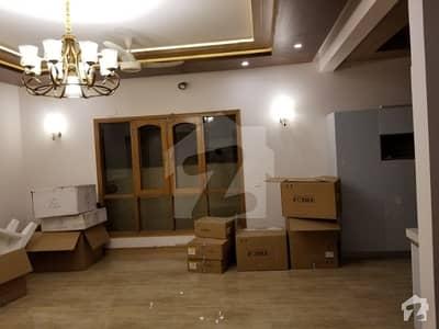 Khayaban- E- Tariq 500 Sq Yards Bungalow For Sale