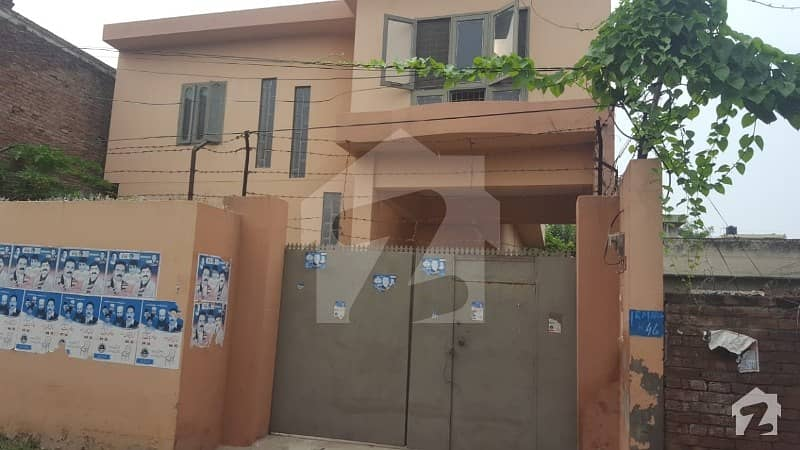 10 Marla House Is Available For Rent In Jalil Town
