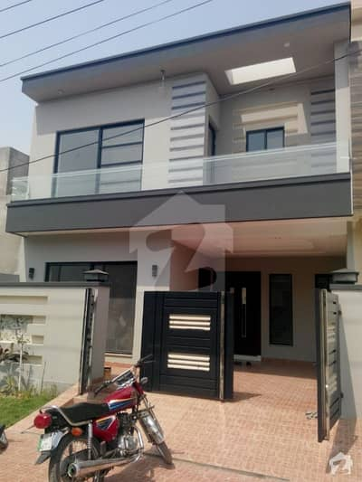 5 Marla Brand New House With Excellent Accommodation In State Life Housing Society Phase 1 Lhr