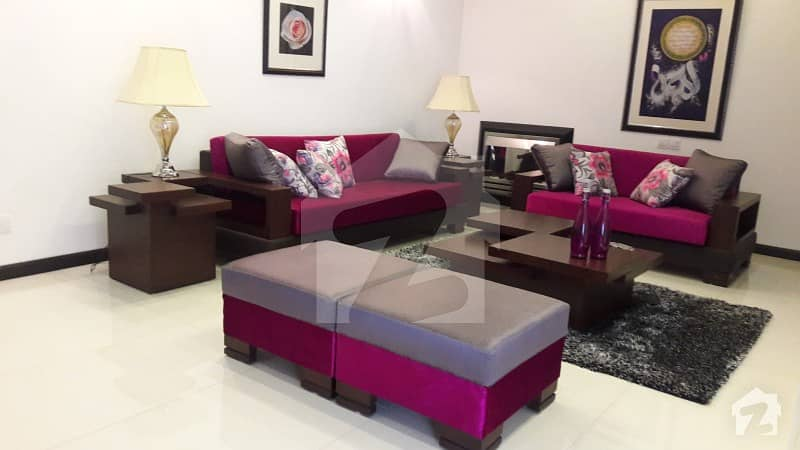 Full Furnished 1 Kanal Brand New Full Basement Home Theater Bungalow For Sale