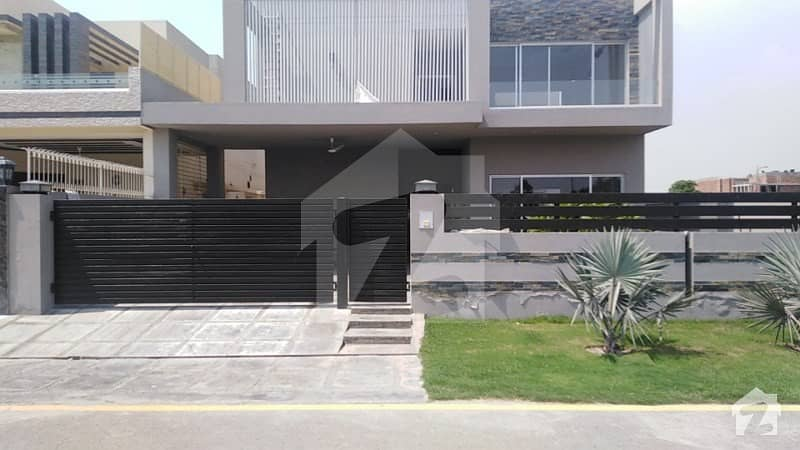 1 Kanal Brand New House For Sale In Dha Phase 8 Ex Park View